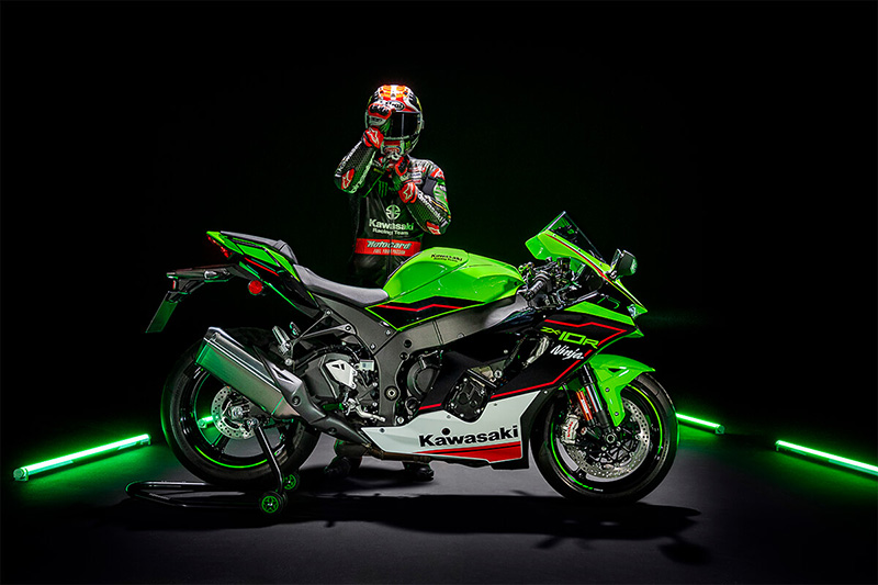 2021 Kawasaki Ninja ZX-10R KRT Edition in Spencerport, New York - Photo 6