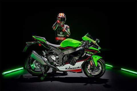 2021 Kawasaki Ninja ZX-10R KRT Edition in Claysville, Pennsylvania - Photo 6
