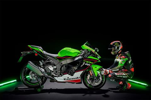 2021 Kawasaki Ninja ZX-10R KRT Edition in Mount Pleasant, Michigan - Photo 7