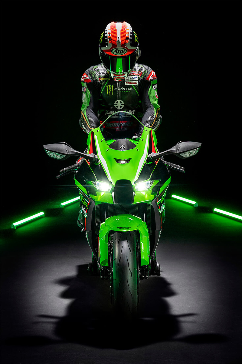 2021 Kawasaki Ninja ZX-10R KRT Edition in Tarentum, Pennsylvania - Photo 9