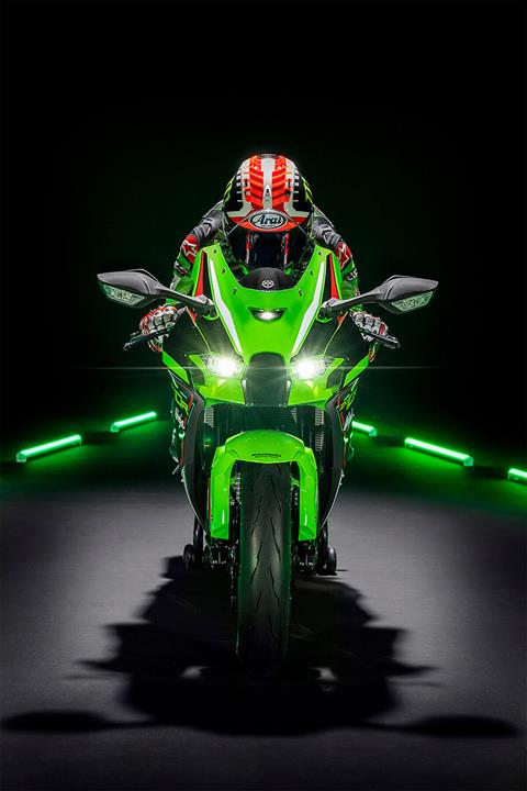 2021 Kawasaki Ninja ZX-10R KRT Edition in Herrin, Illinois - Photo 10