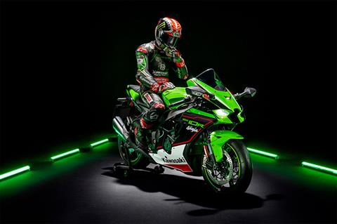 2021 Kawasaki Ninja ZX-10R KRT Edition in Laurel, Maryland - Photo 11