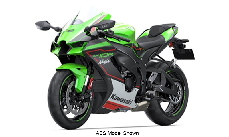 2021 Kawasaki Ninja ZX-10R KRT Edition in Athens, Ohio - Photo 4