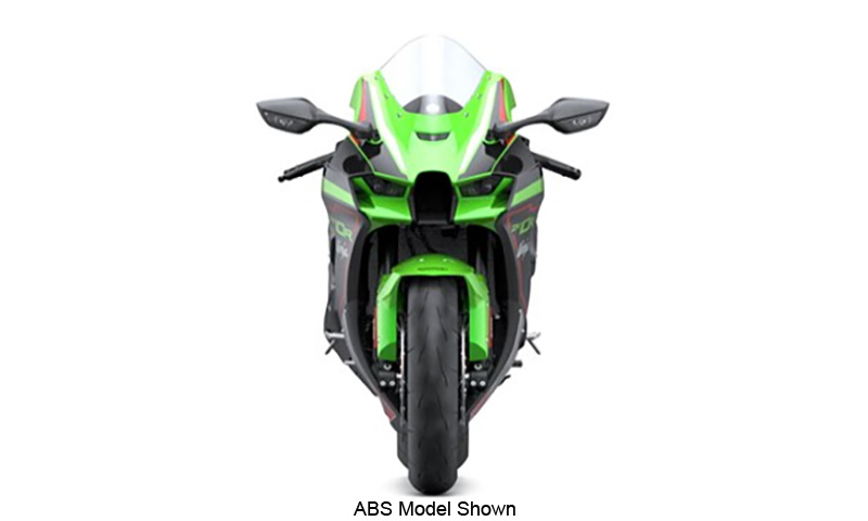 2021 Kawasaki Ninja ZX-10R KRT Edition in Mount Pleasant, Michigan - Photo 5