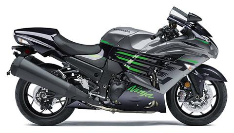2021 Kawasaki Ninja ZX-14R ABS in Dubuque, Iowa