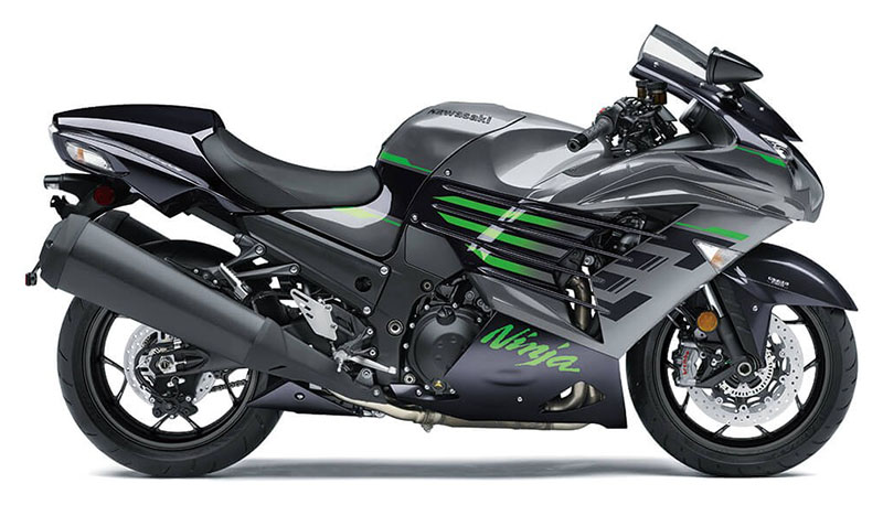 2021 Kawasaki Ninja ZX-14R ABS in O Fallon, Illinois - Photo 1