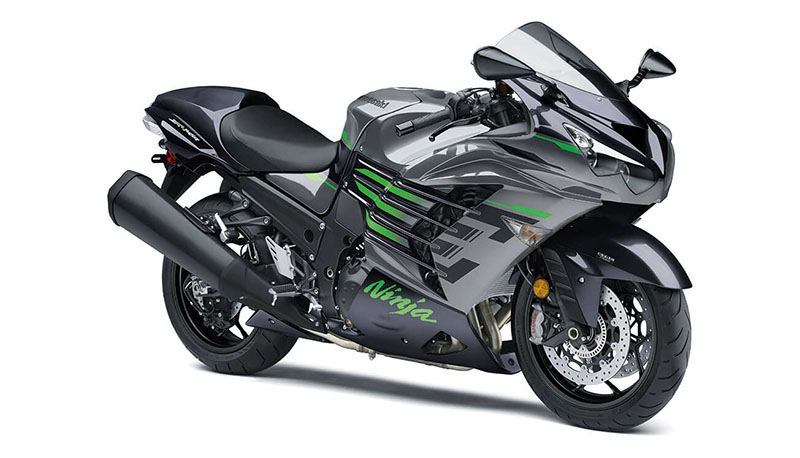 2021 Kawasaki Ninja ZX-14R ABS in Bozeman, Montana - Photo 3