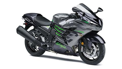 2021 Kawasaki Ninja ZX-14R ABS in San Jose, California - Photo 3