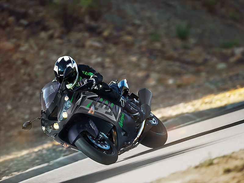 2021 Kawasaki Ninja ZX-14R ABS in San Jose, California - Photo 5