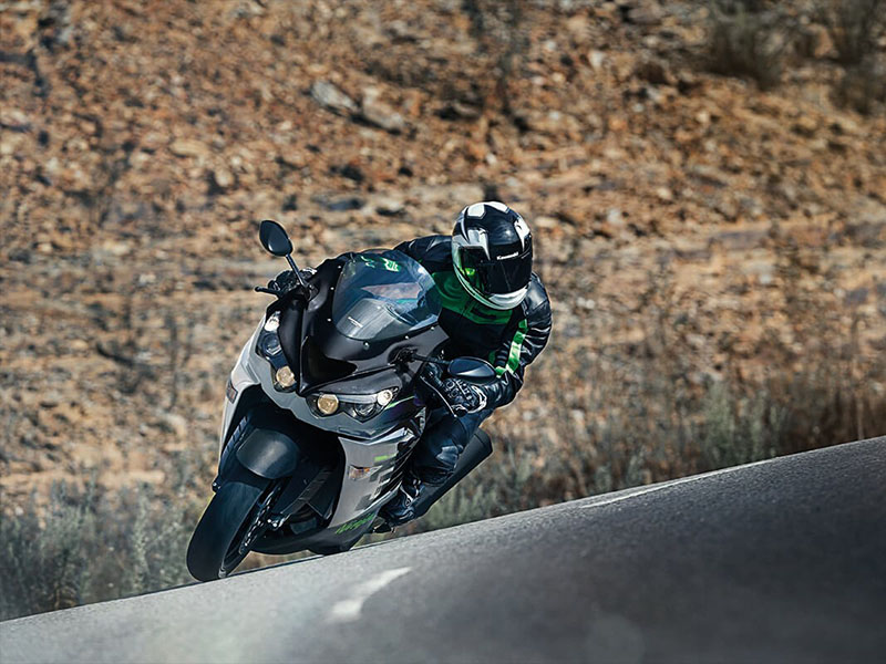2021 Kawasaki Ninja ZX-14R ABS in Freeport, Illinois - Photo 6