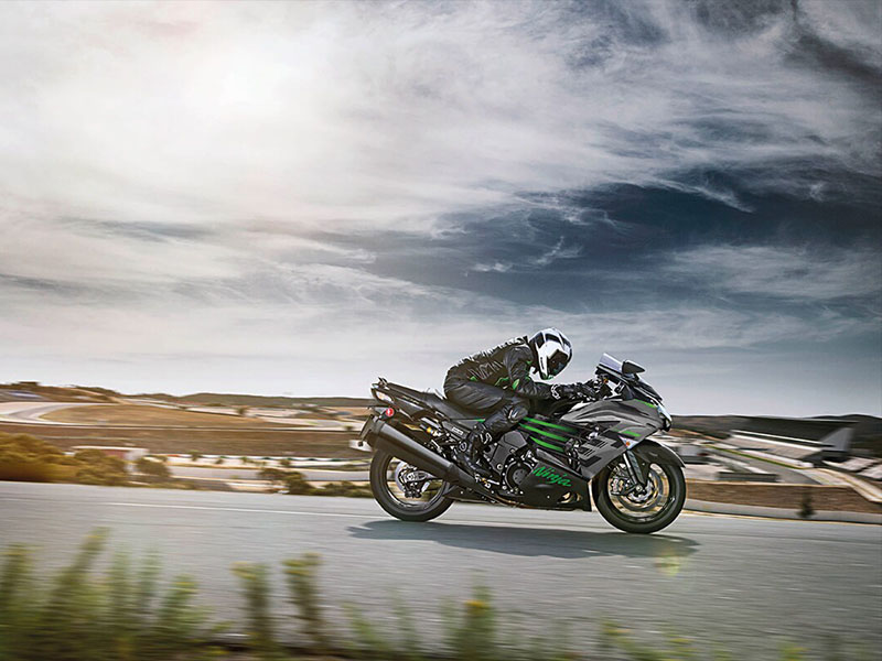 2021 Kawasaki Ninja ZX-14R ABS in O Fallon, Illinois - Photo 8