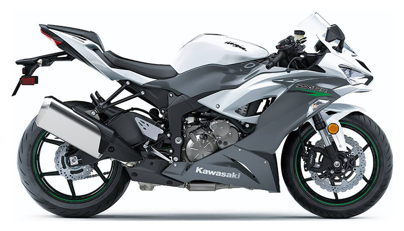 2021 Kawasaki Ninja ZX-6R ABS in Wasilla, Alaska - Photo 1