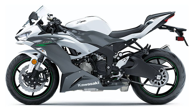 2021 Kawasaki Ninja ZX-6R ABS in Canton, Ohio - Photo 2