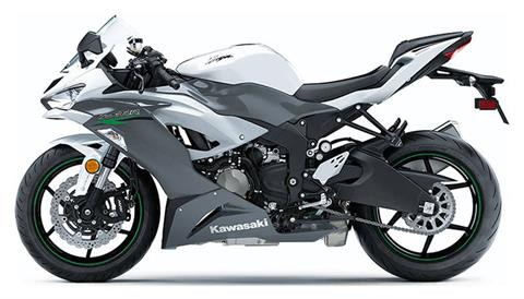 2021 Kawasaki Ninja ZX-6R in Waterbury, Connecticut - Photo 2