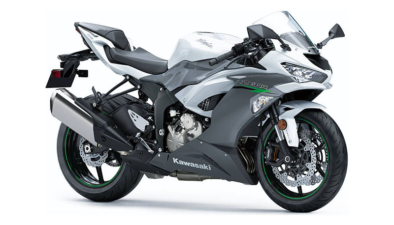 2021 Kawasaki Ninja ZX-6R ABS in Cambridge, Ohio - Photo 3
