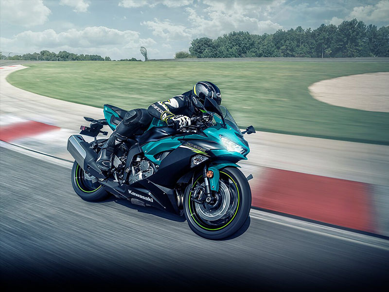 2021 Kawasaki Ninja ZX-6R ABS in Brilliant, Ohio - Photo 6