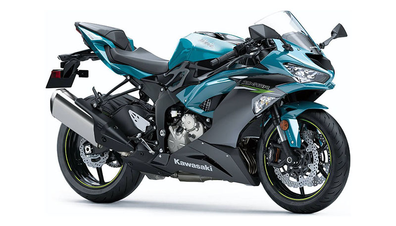 2021 Kawasaki Ninja ZX-6R in Zephyrhills, Florida - Photo 3