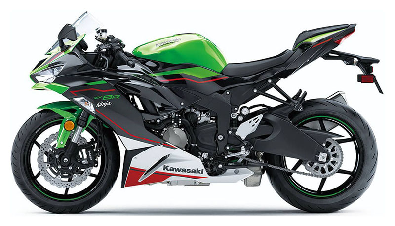 2021 Kawasaki Ninja ZX-6R ABS KRT Edition in Howell, Michigan - Photo 2