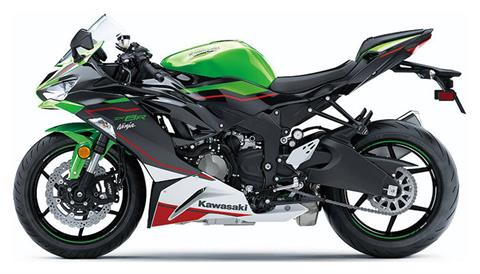 2021 Kawasaki Ninja ZX-6R ABS KRT Edition in San Jose, California - Photo 2