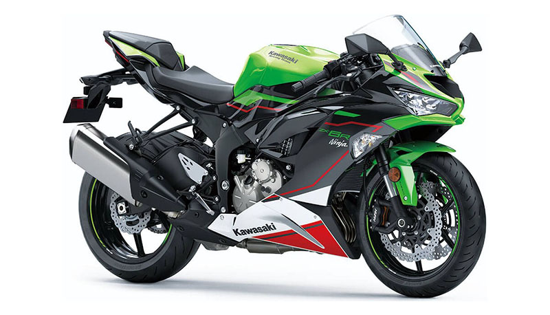 2021 Kawasaki Ninja ZX-6R ABS KRT Edition in Howell, Michigan - Photo 3