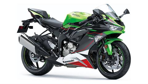 2021 Kawasaki Ninja ZX-6R ABS KRT Edition in Sacramento, California - Photo 9