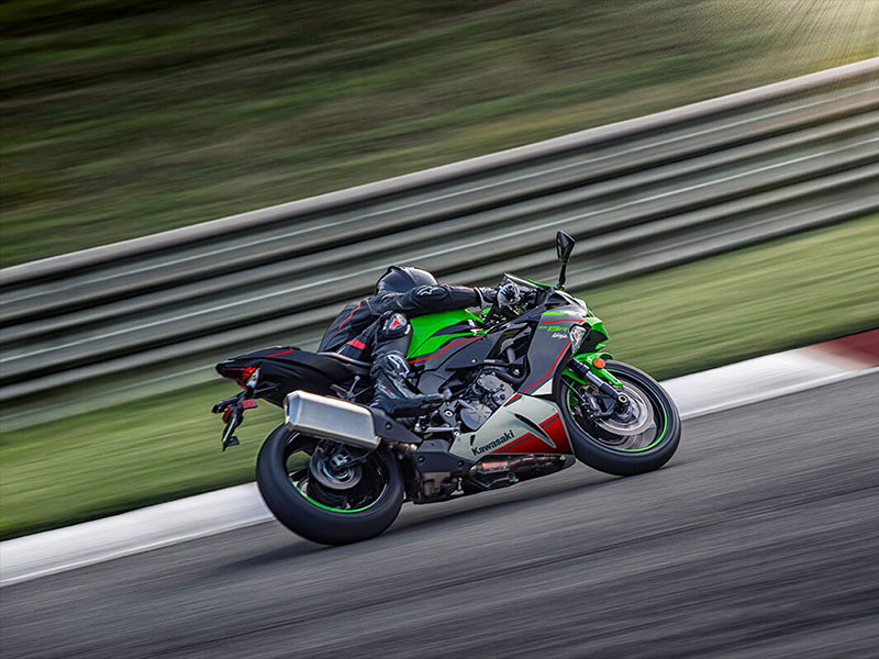 2021 Kawasaki Ninja ZX-6R ABS KRT Edition in Iowa City, Iowa - Photo 4