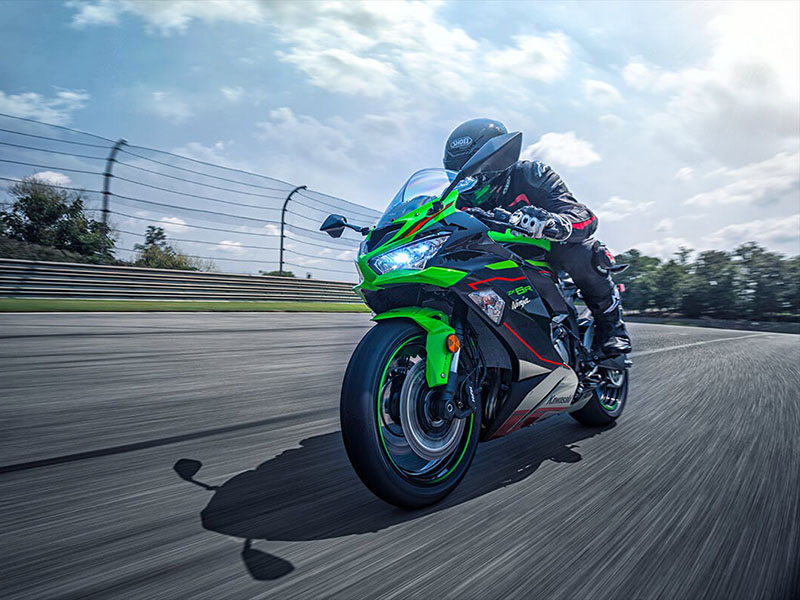 2021 Kawasaki Ninja ZX-6R ABS KRT Edition in Mount Pleasant, Michigan - Photo 5