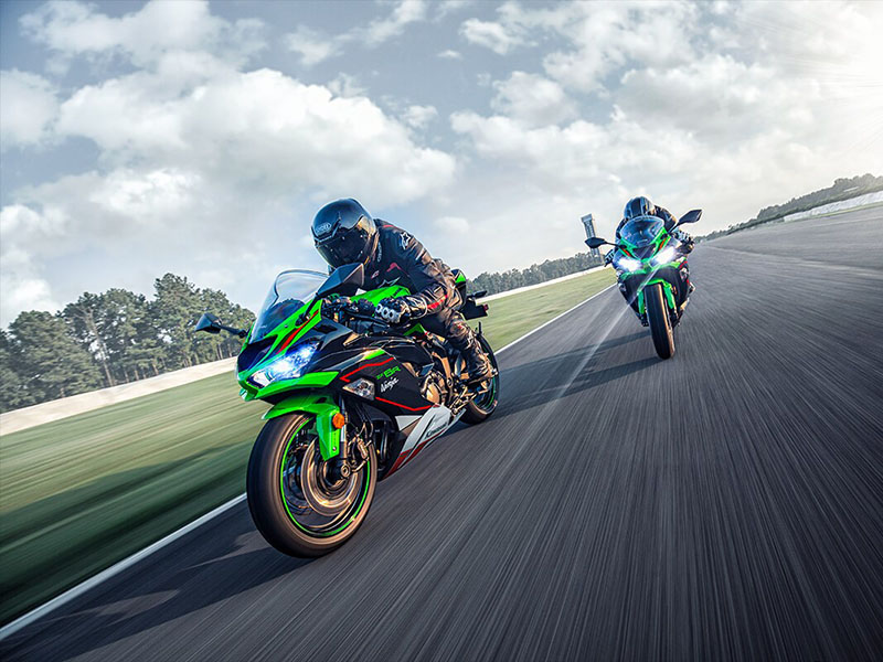 2021 Kawasaki Ninja ZX-6R ABS KRT Edition in Iowa City, Iowa - Photo 7