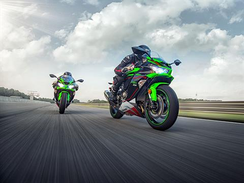 2021 Kawasaki Ninja ZX-6R ABS KRT Edition in Kittanning, Pennsylvania - Photo 8