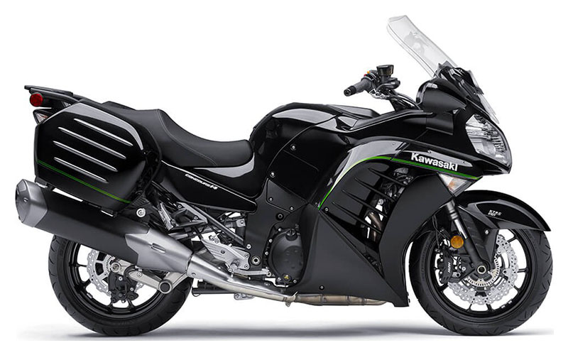 2021 Kawasaki Concours 14 ABS in Moses Lake, Washington - Photo 1