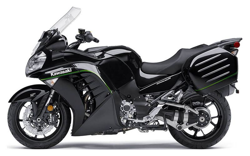 2021 Kawasaki Concours 14 ABS in Oklahoma City, Oklahoma - Photo 2
