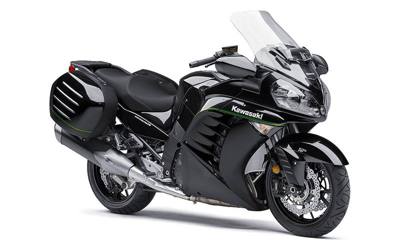 2021 Kawasaki Concours 14 ABS in San Jose, California - Photo 3