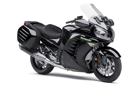 2021 Kawasaki Concours 14 ABS in Bakersfield, California - Photo 3