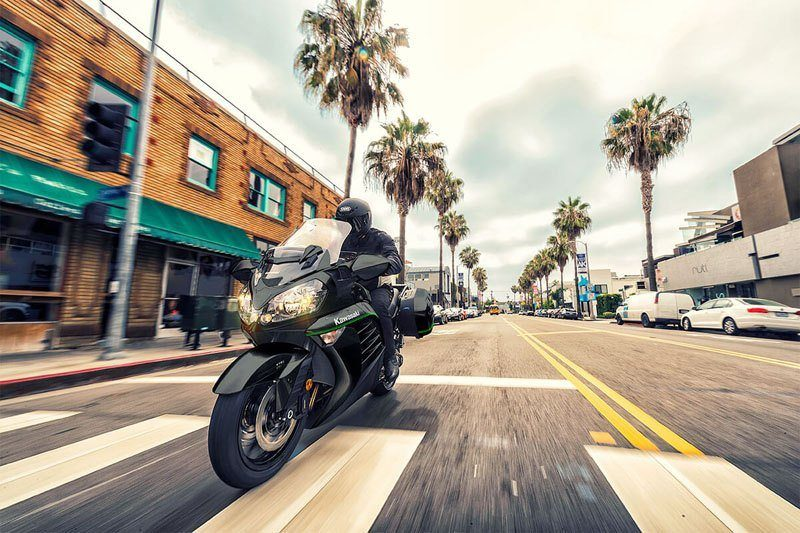 2021 Kawasaki Concours 14 ABS in San Jose, California - Photo 5