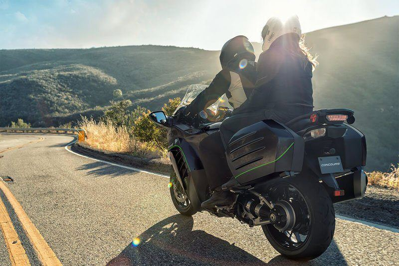 2021 Kawasaki Concours 14 ABS in Hollister, California - Photo 8