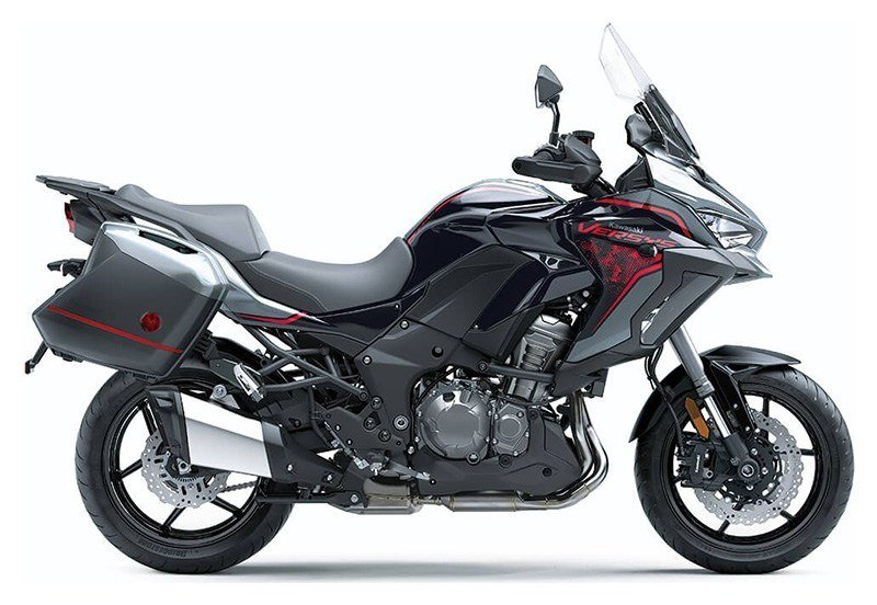 2021 Kawasaki Versys 1000 SE LT+ in Fort Pierce, Florida - Photo 1