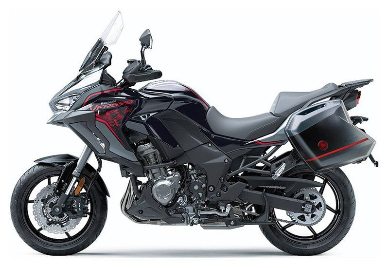 2021 Kawasaki Versys 1000 SE LT+ in Hollister, California - Photo 2