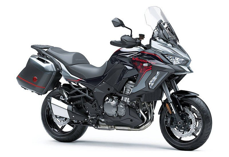 2021 Kawasaki Versys 1000 SE LT+ in Fort Pierce, Florida - Photo 3