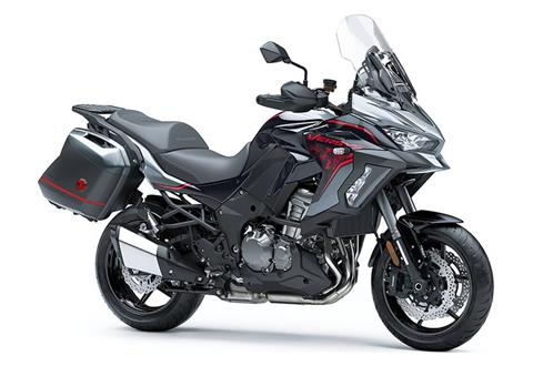 2021 Kawasaki Versys 1000 SE LT+ in Hialeah, Florida - Photo 3