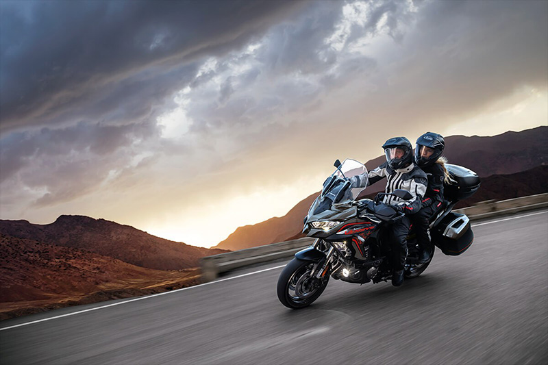 2021 Kawasaki Versys 1000 SE LT+ in Fairview, Utah - Photo 4