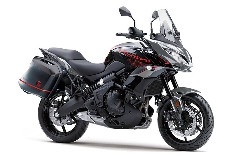 2021 Kawasaki Versys 650 LT in Wichita Falls, Texas - Photo 3