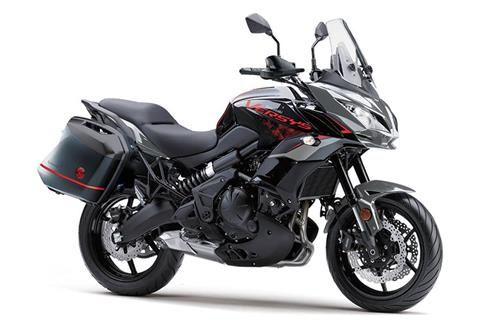 2021 Kawasaki Versys 650 LT in Zephyrhills, Florida - Photo 3