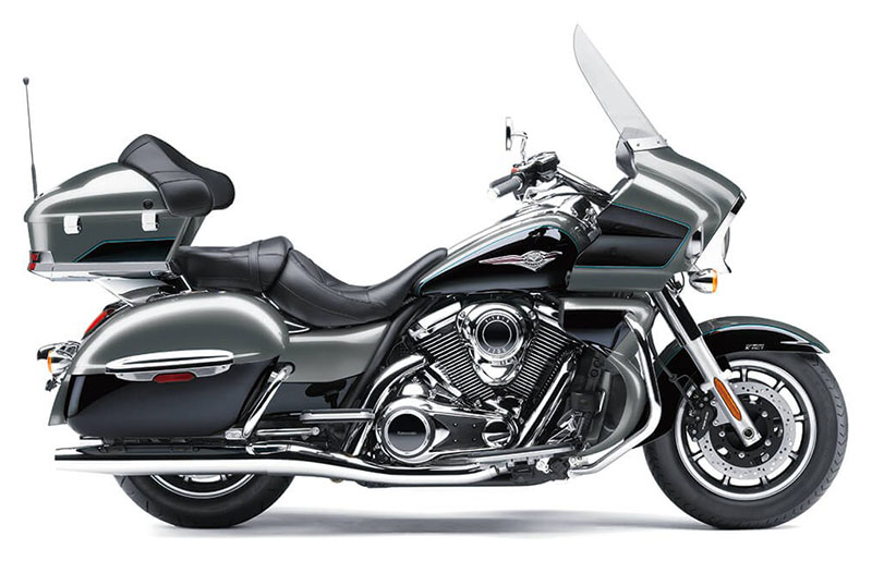 2021 Kawasaki Vulcan 1700 Voyager ABS in South Paris, Maine - Photo 1