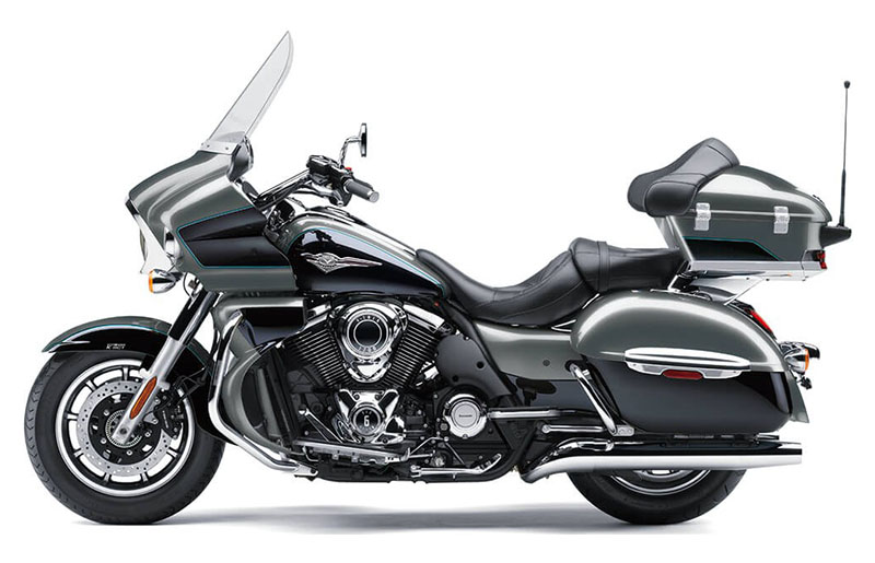 2021 Kawasaki Vulcan 1700 Voyager ABS in Brilliant, Ohio - Photo 2