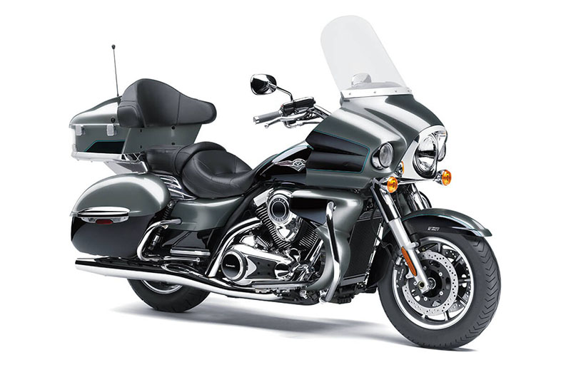 2021 Kawasaki Vulcan 1700 Voyager ABS in Brilliant, Ohio - Photo 3