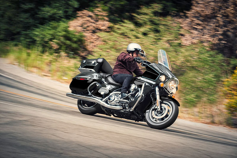 2021 Kawasaki Vulcan 1700 Voyager ABS in Brilliant, Ohio - Photo 4