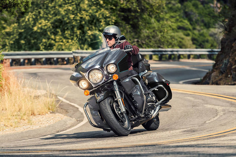 2021 Kawasaki Vulcan 1700 Voyager ABS in Dimondale, Michigan - Photo 8