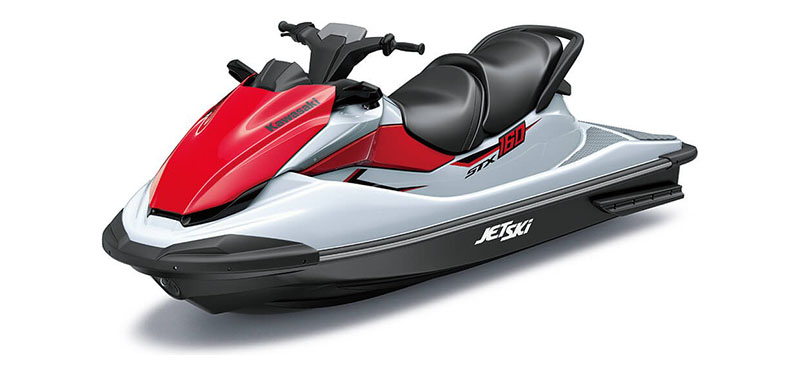 2021 Kawasaki Jet Ski STX 160 in San Jose, California - Photo 3