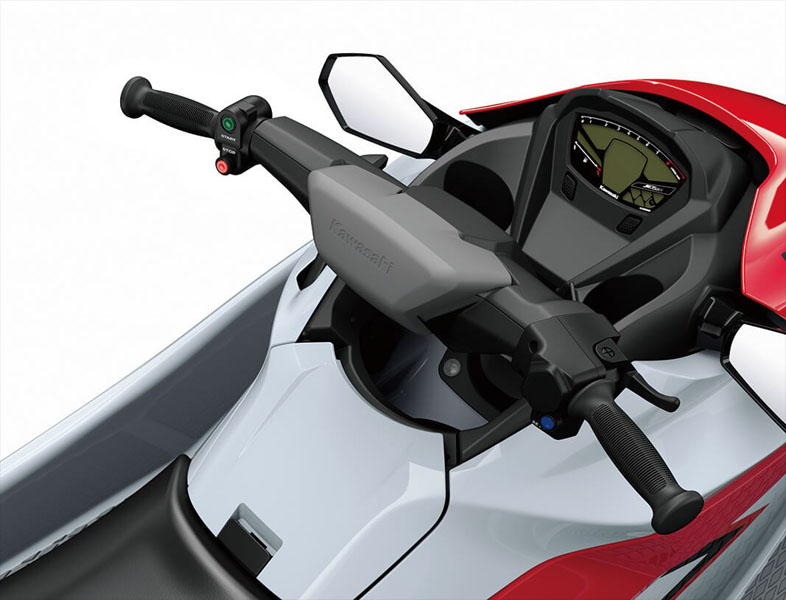 2021 Kawasaki Jet Ski STX 160 in Tarentum, Pennsylvania - Photo 4