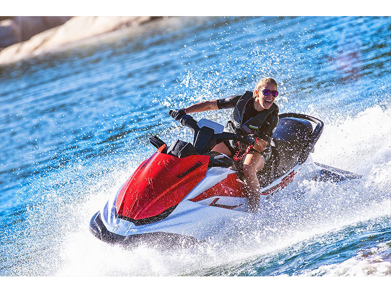 2021 Kawasaki Jet Ski STX 160 in San Jose, California - Photo 8
